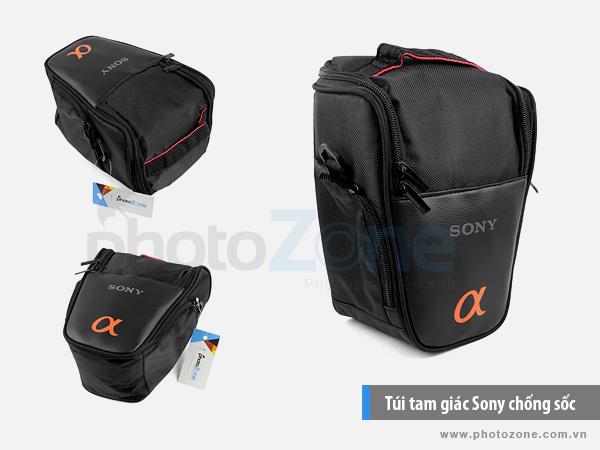 Túi tam giác Sony chống sốc