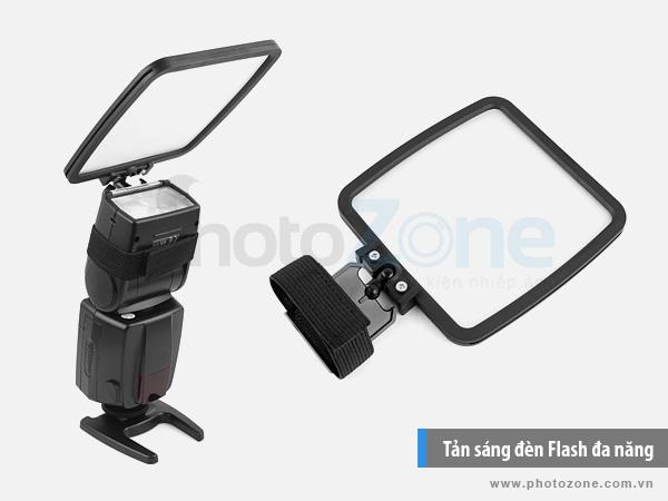 Tản sáng đèn Flash đa năng cho Flash rời
