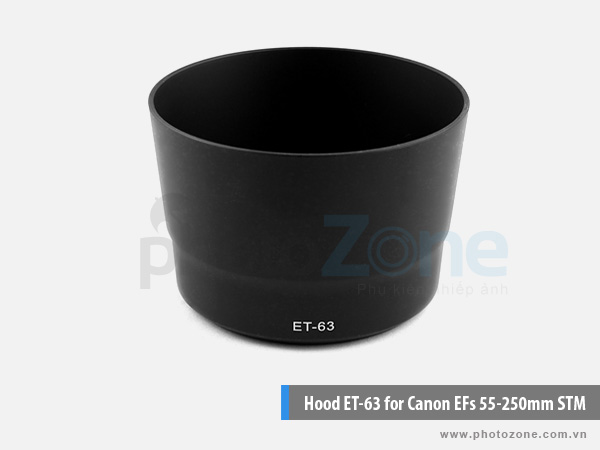 Hood ET-63 for Canon 55-250 STM