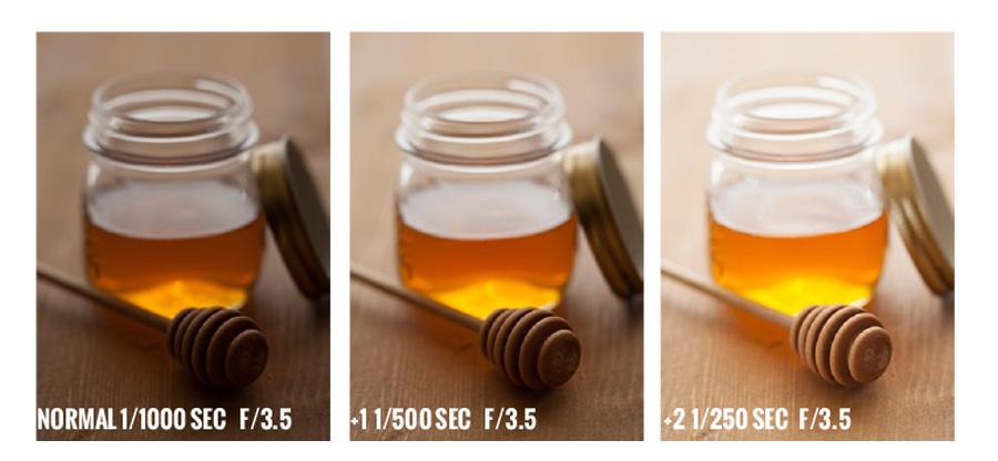 Cách chụp ảnh sản phẩm quảng cáo mật ong