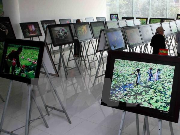Cuộc thi ảnh nghệ thuật quốc tế lần thứ 8 tại Việt Nam