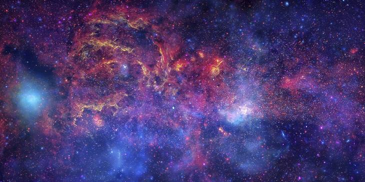 Galatic Center: Phần trung tâm thiên hà