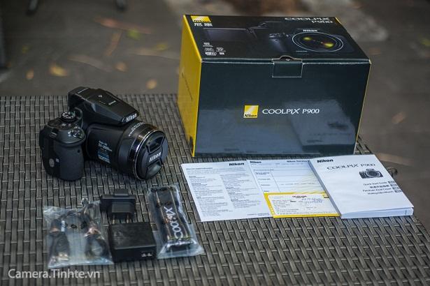 Trên tay Nikon Coolpix P900 và chụp thử khả năng siêu zoom 83x