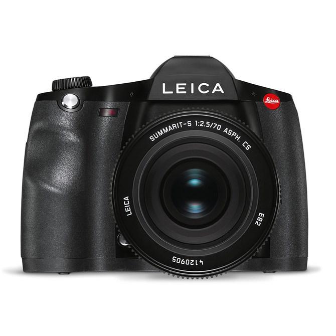 Leica ra mắt máy ảnh medium-format nhanh nhất thế giới