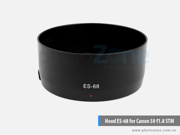 Hood ES-68 for Canon 50 f1.8 STM