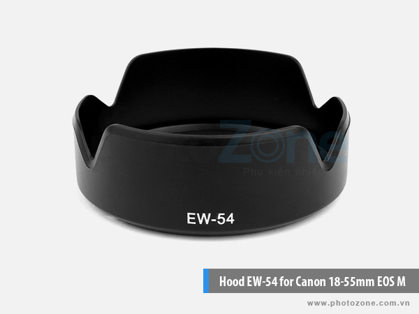 Hood EW-54 for Canon EF-M 18-55mm EOS M