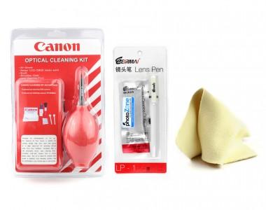 Combo vệ sinh chuyên dụng Canon