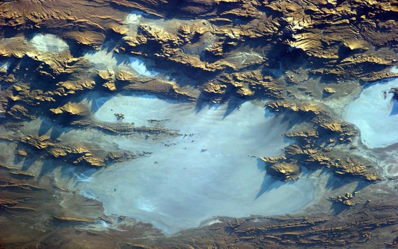Bức ảnh về Trái đất đẹp choáng ngợp từ không gian