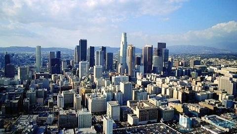 Bộ ảnh Los Angeles trên cao hút 40 triệu lượt xem