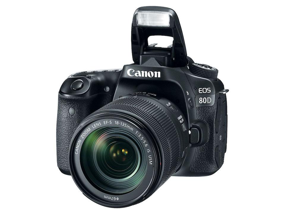 Canon EOS 80D chính thức ra mắt