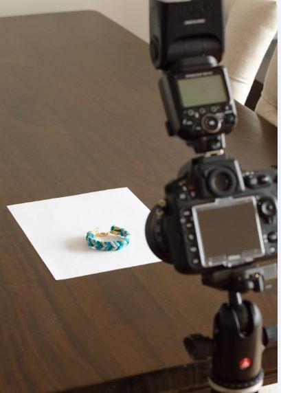 Chụp ảnh sản phẩm như dân chuyên nghiệp với bí quyết đơn giản