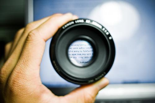 Hướng dẫn cách làm sạch ống kính máy ảnh