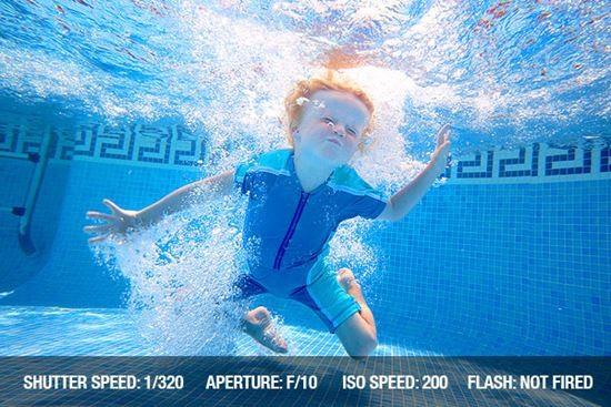 Làm thế nào để chụp ảnh dưới nước cho đẹp
