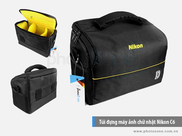 Túi đựng máy ảnh chữ nhật Nikon N6