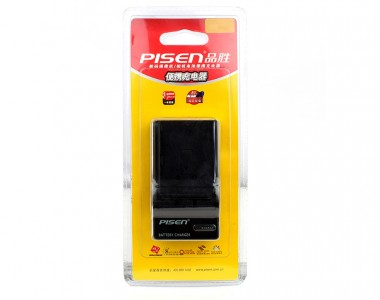 Sạc pin Canon LP-E5 Pisen for Canon 450D, 500D, 1000D, Rebel T1i, Rebel XSi, Rebel XS, Kiss X2, Kiss X3