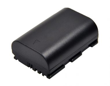 Pin Canon LP-E6 Digital for Canon 80D, 70D, 60D, 6D, 7D, 7DII, 5DII, 5DIII, 5D IV