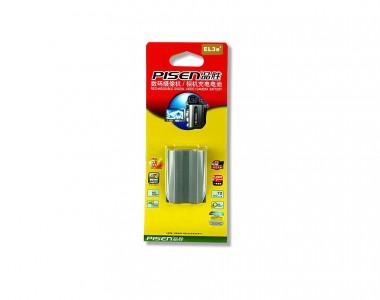 Pin Nikon EN-EL3e Pisen for Nikon D70, D70s, D80, D90, D200, D300, D700