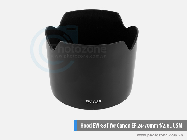 Hood EW-83F for Canon EF 24-70mm f/2.8L USM