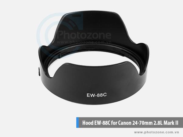 Hood EW-88C for Canon 24-70mm 2.8L Mark II