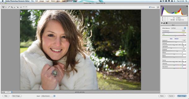 Cách chụp chân dung dùng lens 18-55mm