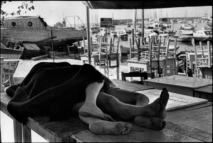 GREECE. Attica. Piraeus Harbour. 1961.