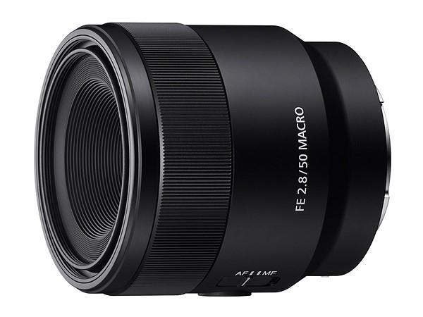 Ống kính mới Sony FE 50mm F2.8 Macro chụp tỷ lệ 1:1