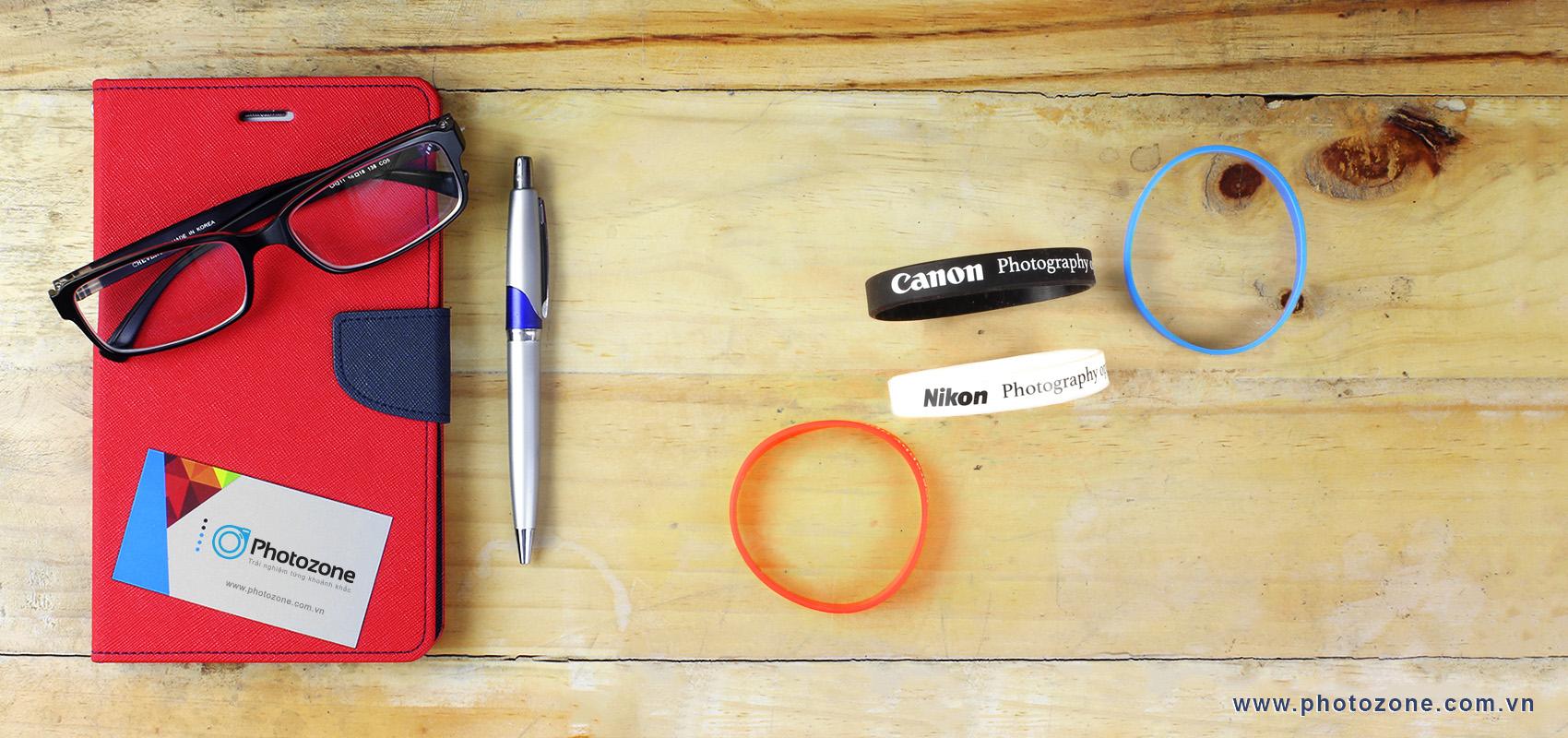 Vòng cao su Silicon bảo vệ Canon / Nikon