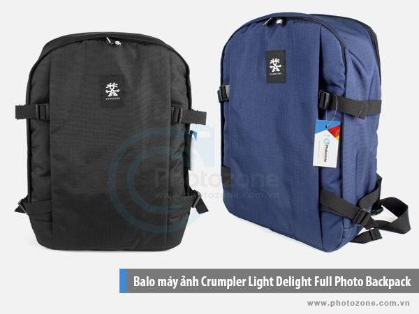Balo máy ảnh Crumpler Light Delight Full Photo Backpack