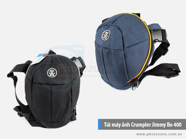 Túi máy ảnh Crumpler Jimmy Bo 400