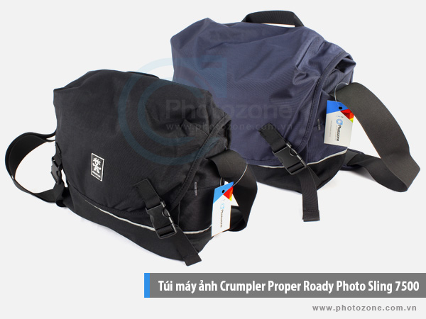 Túi máy ảnh Crumpler Proper Roady Photo Sling 7500