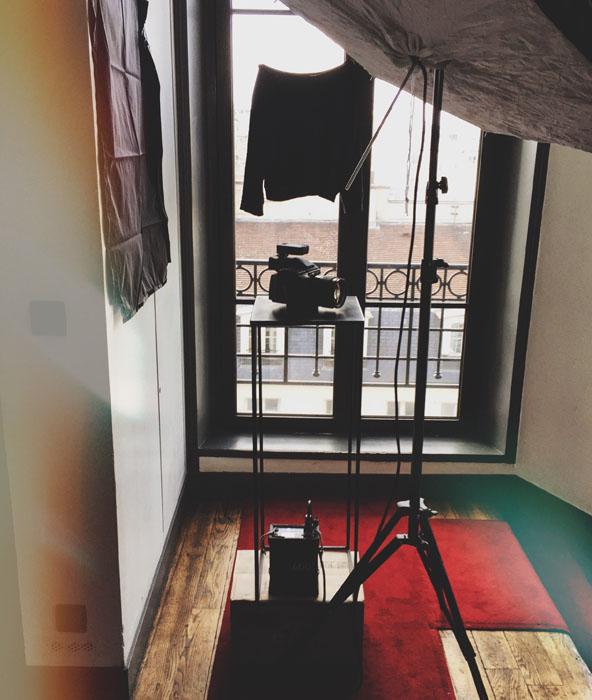 Không cần studio, chúng ta vẫn có thể chụp chân dung cực đẹp ngay tại nhà