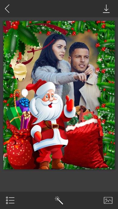 Tạo ảnh Giáng sinh, ứng dụng làm ảnh Noel