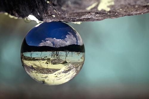 7 bí quyết chụp ảnh khúc xạ với quả cầu pha lê