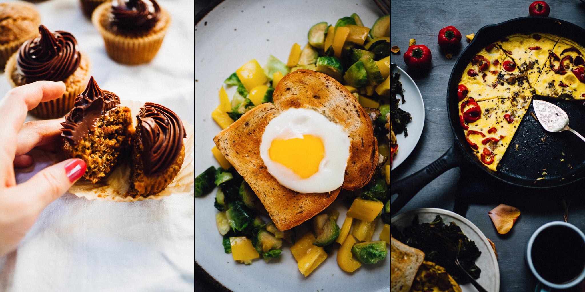 Foodporn thơm lừng qua từng bức ảnh cùng Will Frolic for Food