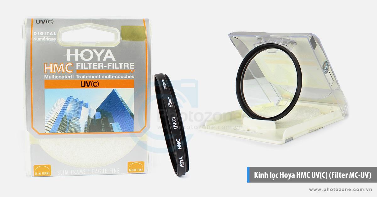 Kính lọc Hoya HMC UV(C) (Filter MC-UV)
