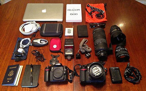 Những trang bị cần thiết cho người mới chụp hình