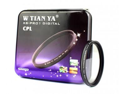 Kính lọc Tianya CPL Slim (Filter CPL)