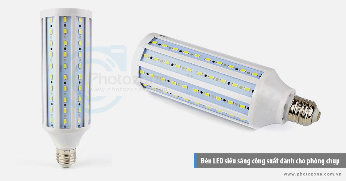 Đèn LED siêu sáng công suất dành cho phòng chụp