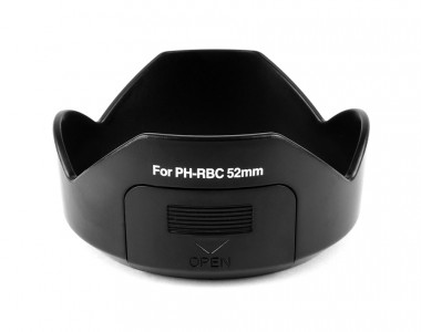 Hood PH-RBC for Pentax 18-55mm f/3.5-5.6 AL WR