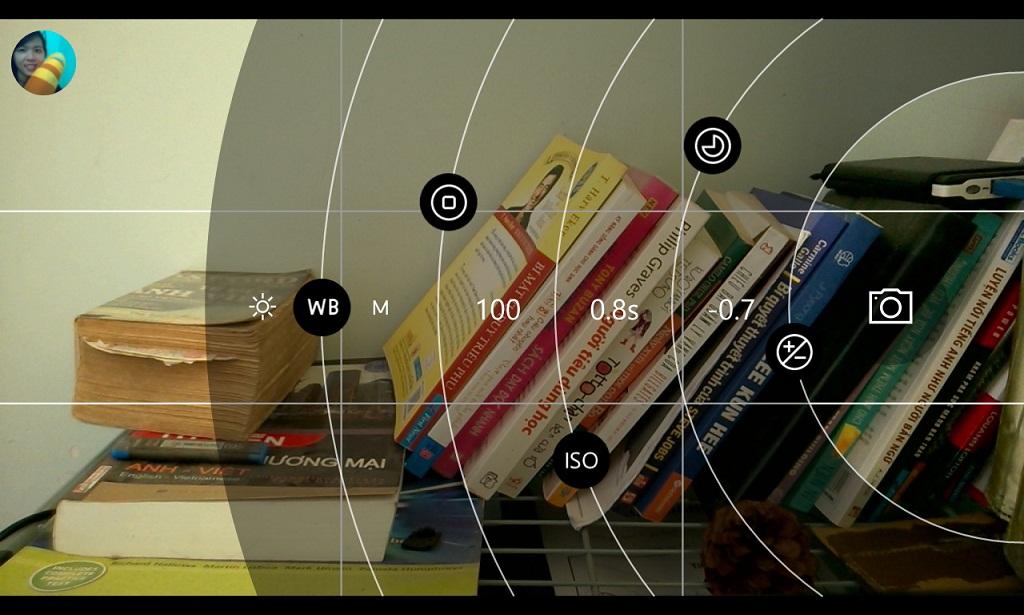 Hướng dẫn chụp hình phơi sáng trên Android và Windows Phone