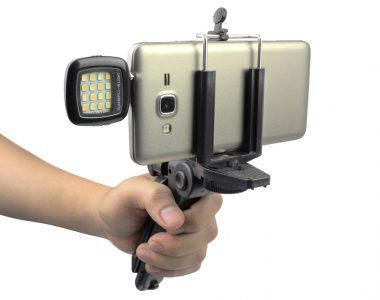 Bộ Grip cầm tay hỗ trợ điện thoại chuyên nghiệp
