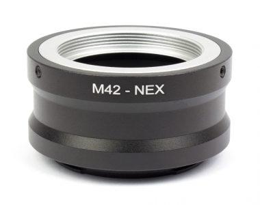 Mount chuyển ngàm M42-NEX (E-mount) for body Sony NEX