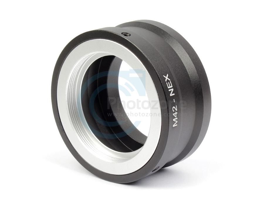Mount chuyển ngàm M42-NEX (E-mount) for body Sony NEX - photoZone