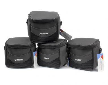 Túi đựng máy ảnh hình vuông nhỏ gọn