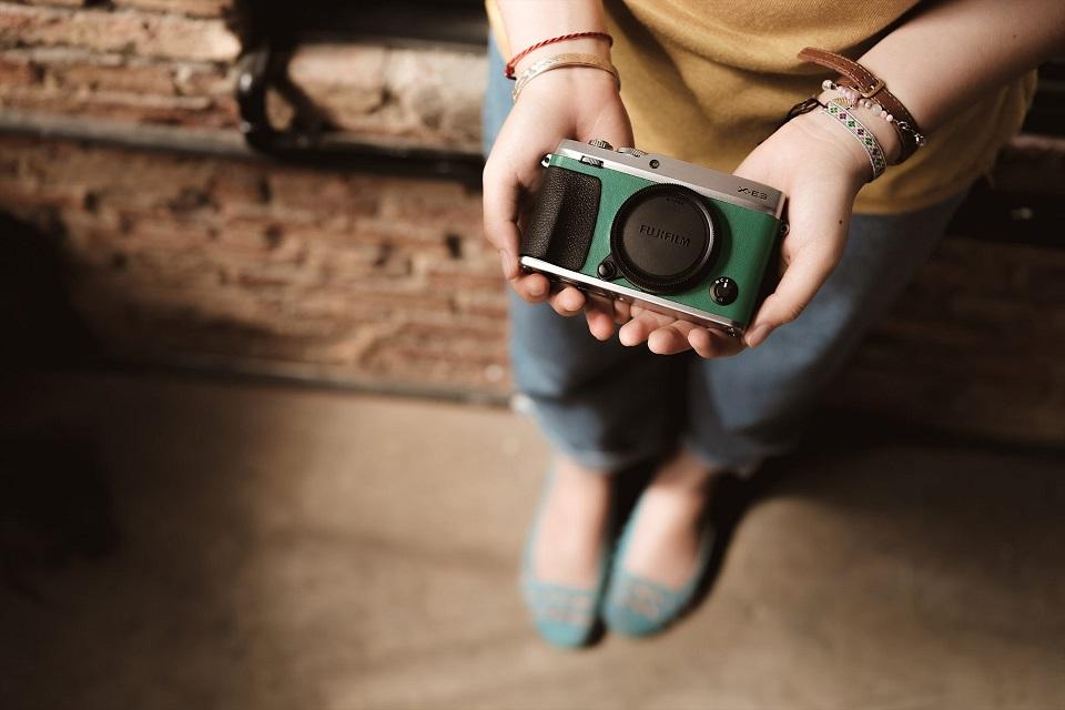 Fujifilm X-E3: Kết hợp giữa hiện đại và hoài cổ