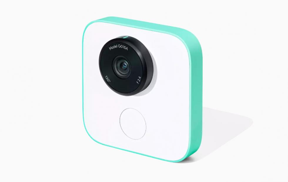 Google giới thiệu máy ảnh tí hon Clips dùng trí tuệ nhân tạo