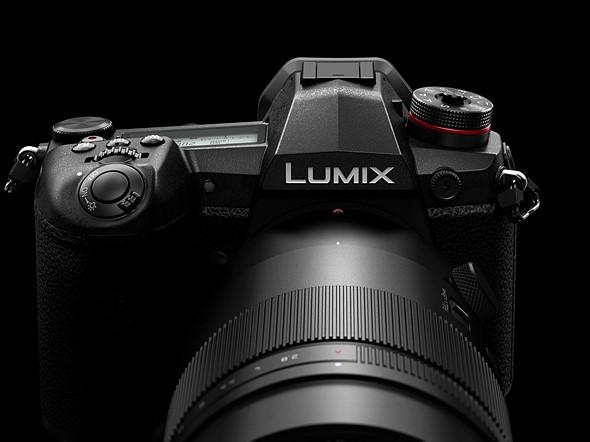 Panasonic ra mắt G9, chiếc máy ảnh mirrorless chuyên nghiệp