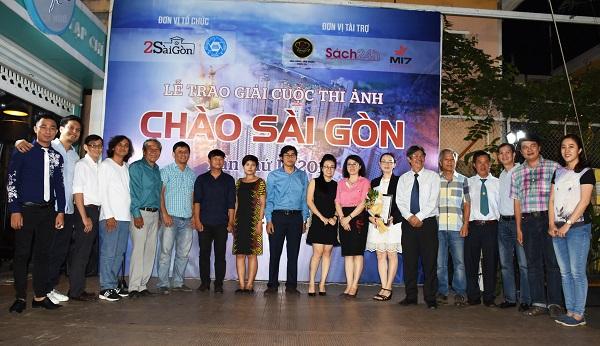 Cuộc thi ảnh Chào Sài Gòn tại đường sách TP.HCM