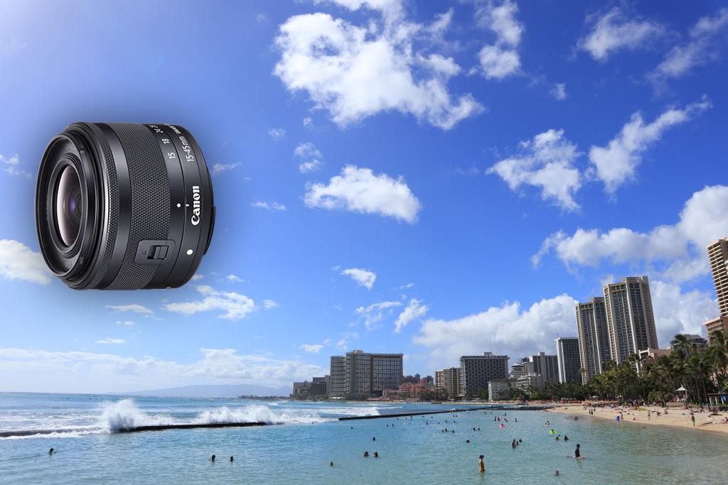 Đánh Giá EF-M15-45mm f/3.5-6.3 IS STM: Các Khả Năng Chụp Ảnh Nâng Cao