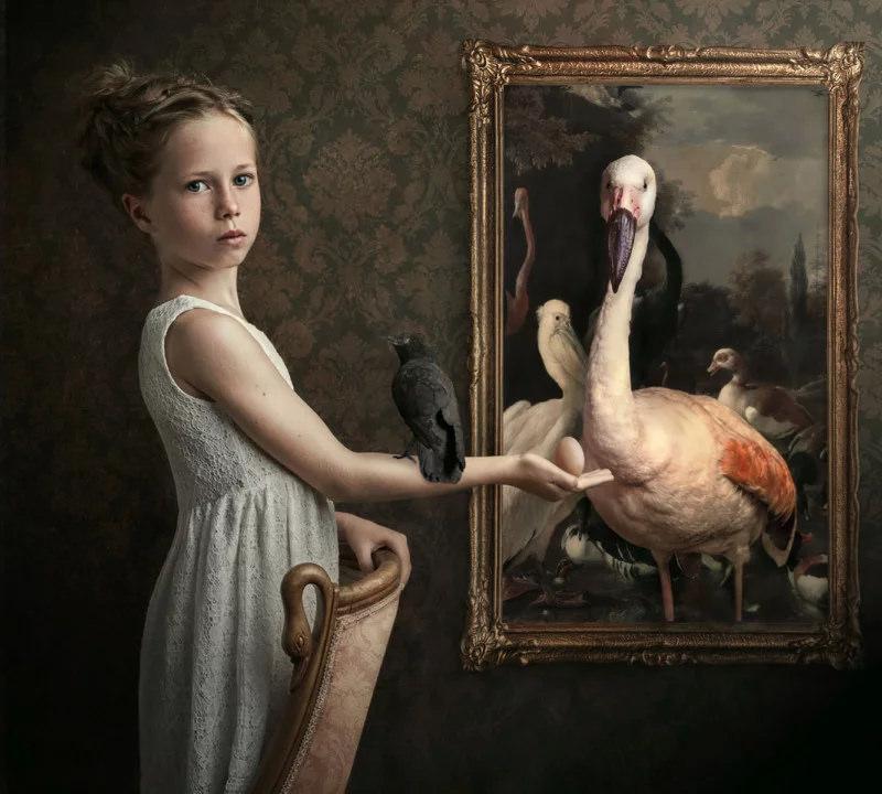 Đột phá chụp ảnh chân dung theo phong cách của các họa sĩ bậc thầy Đột phá chụp ảnh chân dung theo phong cách của các họa sĩ bậc thầy
